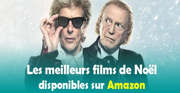Meilleurs films de Noël sur Amazon