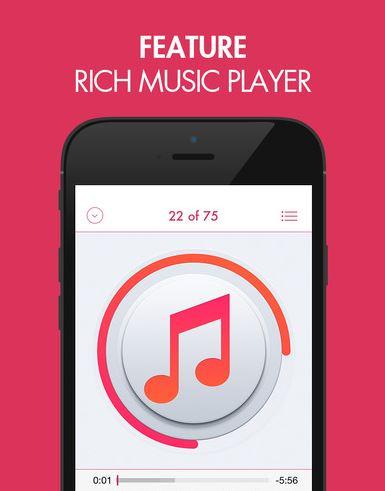 applications gratuites de musique pour iPhone