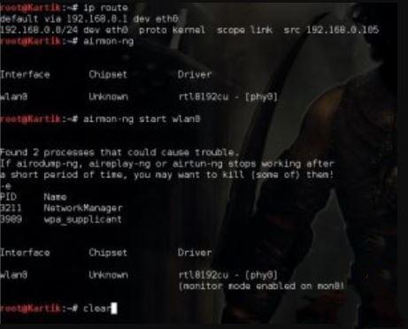 pirater Wifi