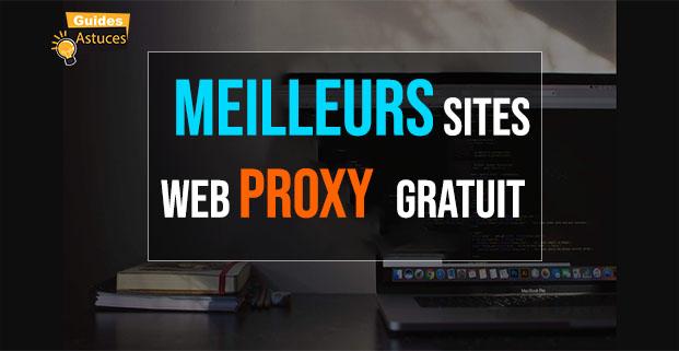 sites proxy gratuit 2019