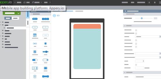 Logiciel pour créer application android
