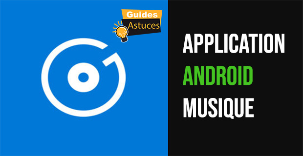 application android musique