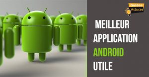 application android utile