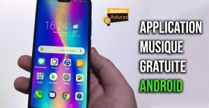 application musique gratuite android