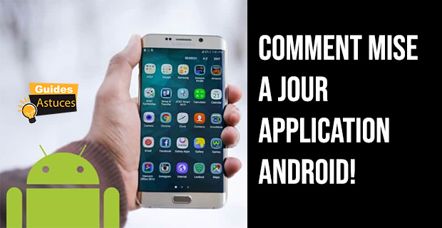 mise a jour application android
