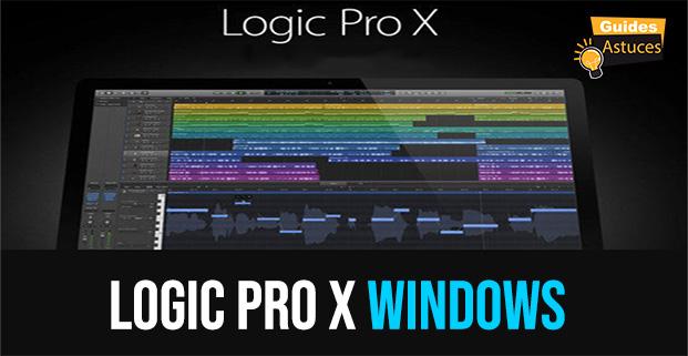 Logic pro x windows - Télécharger - Guides Astuces