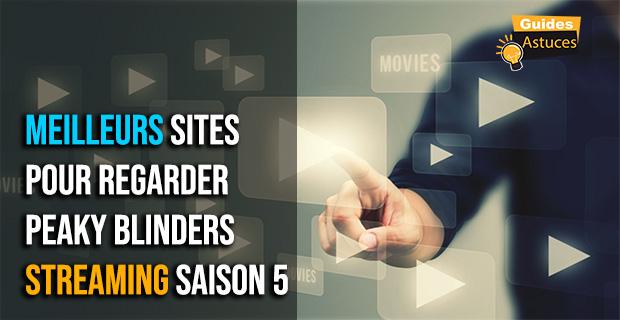 peaky blinders streaming saison 5