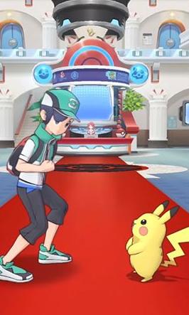Pokémon Masters APK