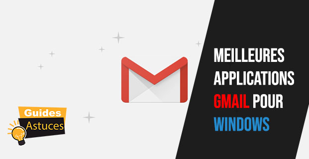 applications Gmail pour Windows 10