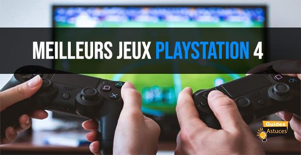 jeux PlayStation 4 2019