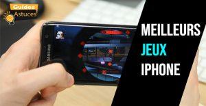 meilleurs jeux iPhone