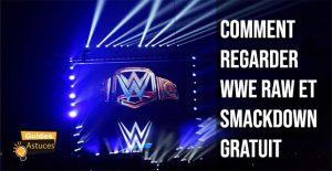 regarder WWE Raw