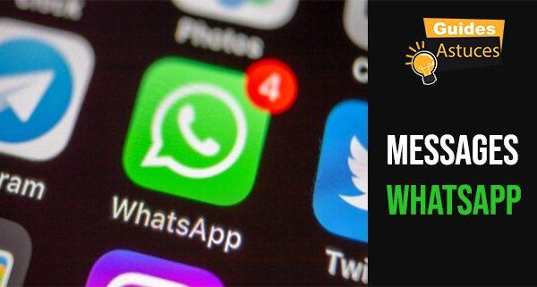 Comment lire les messages whatsapp de quelqu'un