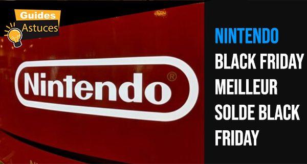Nintendo Black Friday 2019
