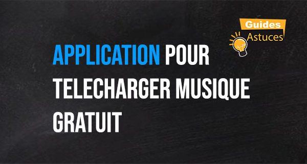 Application pour telecharger