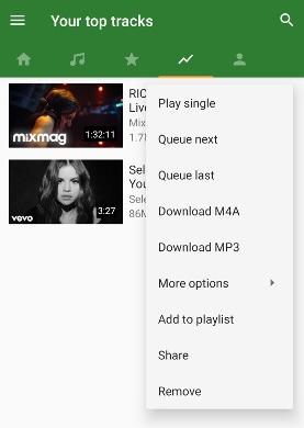 Application pour telecharger musique gratuit