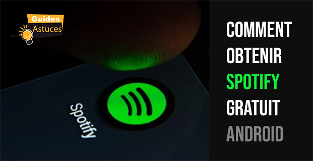 Spotify gratuit Android