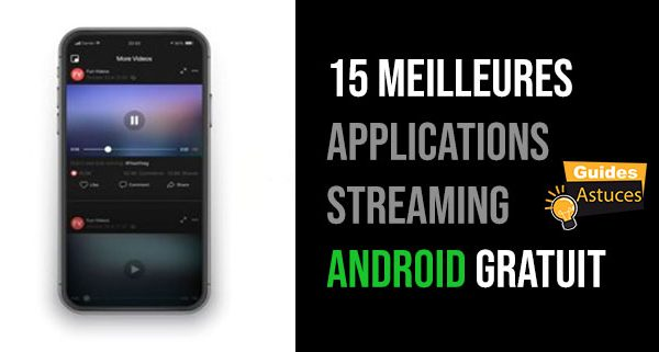 Streaming Android gratuit