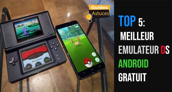 emulateur ds android