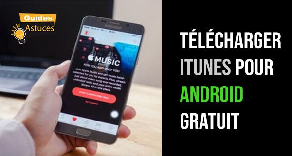itunes pour android