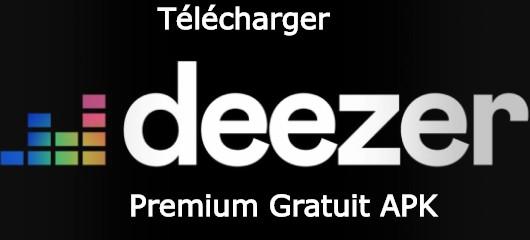 Deezer Premium Gratuit APK sur Android