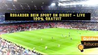 Regarder bein sport en direct